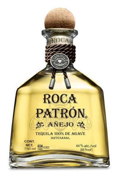 Roca-Patrón-Añejo-Tequila