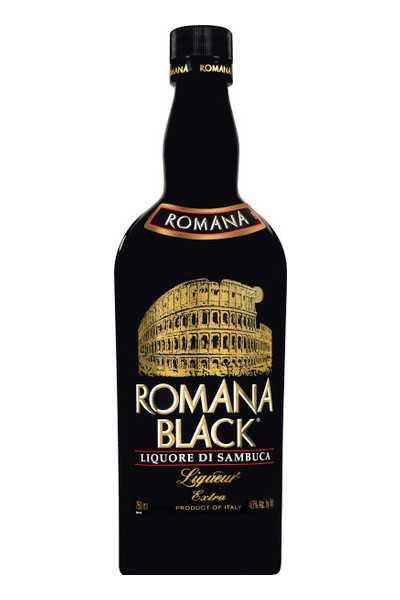 Romana-Sambuca-Black
