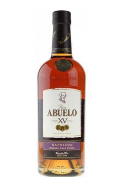 Ron-Abuelo-XV-Napoleon-Cognac-Cask-Finish