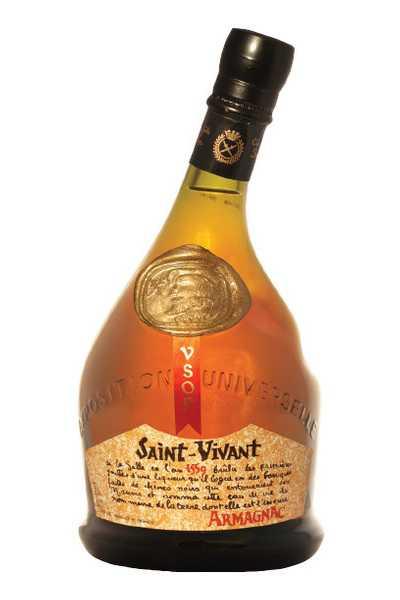 Saint-Vivant-VSOP-Armagnac