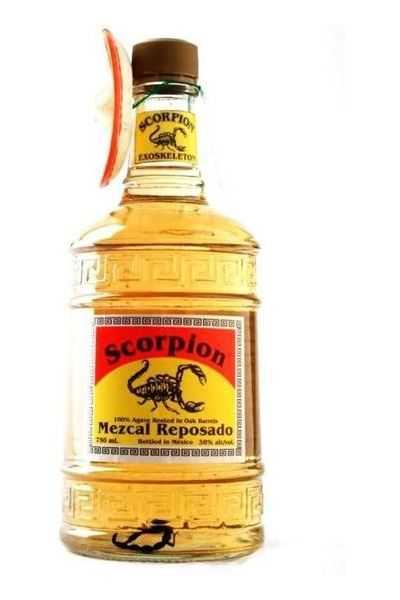 Scorpion-Reposado-Mezcal