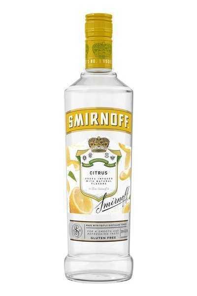 Smirnoff-Citrus