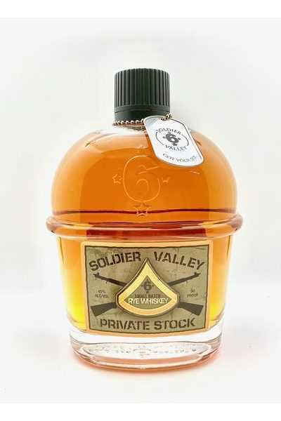 Soldier-Valley-Private-Stock-Rye-Whiskey