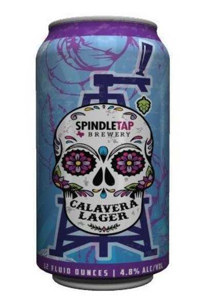 Spindletap-Brewery-Calavera-Lager-Vienna