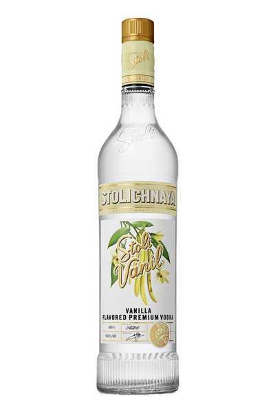 Stoli®-Vanilla-Vodka