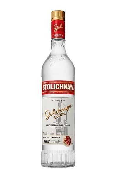 Stoli®-Vodka