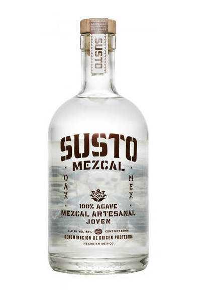Susto-Mezcal-Joven