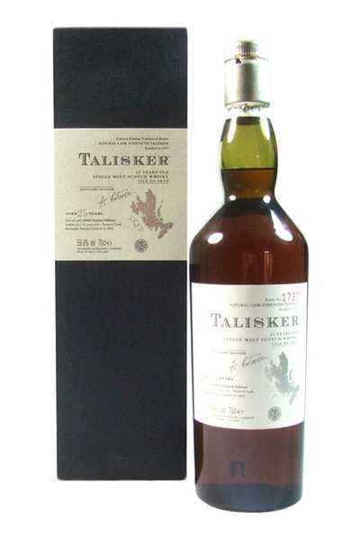 Talisker-25-Year