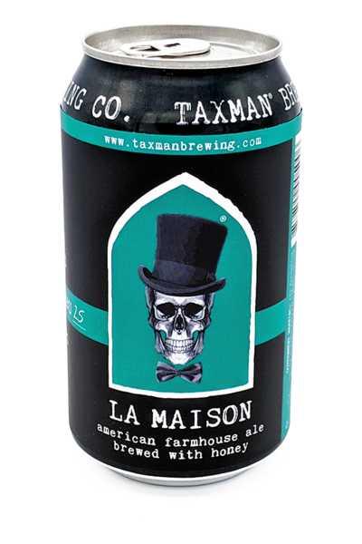 Taxman-La-Maison-American-Farmhouse-Ale