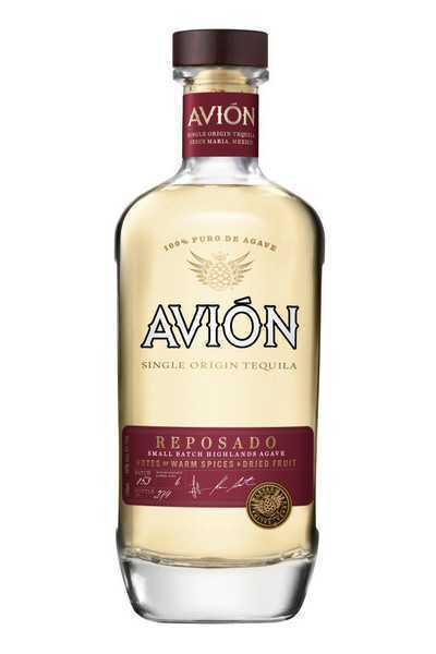 Tequila-Avión-Reposado