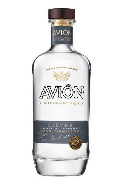 Tequila-Avión-Silver