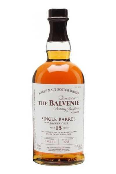 The-Balvenie-15-Year-Old-Sherry-Cask-Single-Barrel-Scotch-Whisky