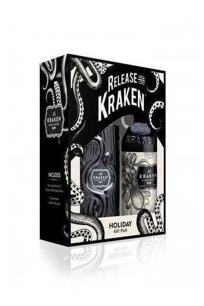 The-Kraken-Black-Spiced-Rum-Set-with-Tiki-Glass