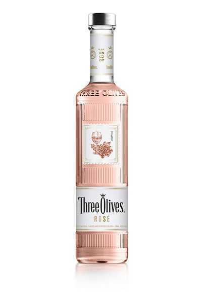 Three-Olives-Rosé-Vodka