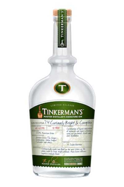 Tinkerman's-Curiously-Bright-&-Complex-Gin