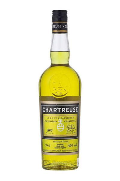 Chartreuse-Yellow-Liqueur