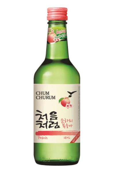 Chum-Churum-Peach-Soju