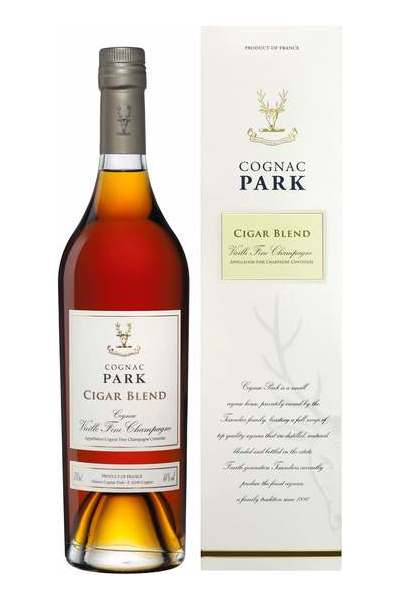 Cognac-Park-XO-Cigar-Blend-Vieille-Fine-Champagne