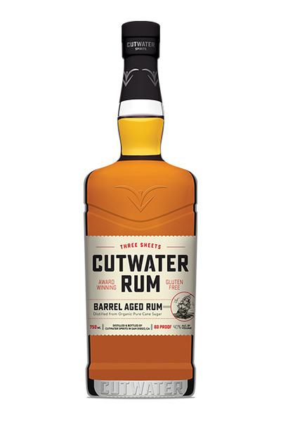 Cutwater-Barrel-Aged-Rum