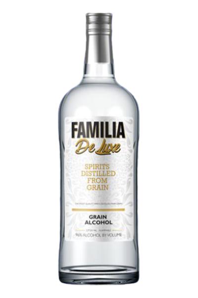 Familia-De-Luxe-Grain-Alcohol