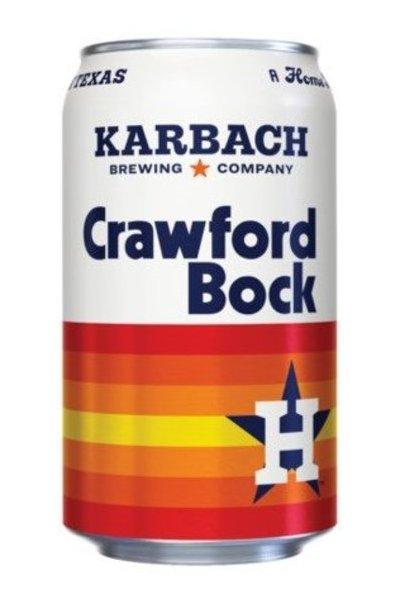 Karbach-Crawford-Bock-Beer