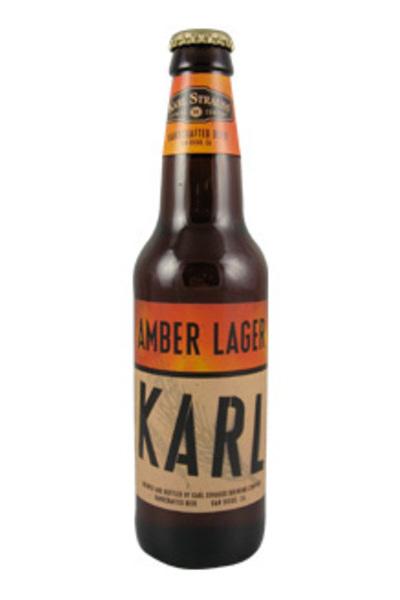 Karl-Strauss-Amber-Lager