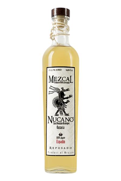 Mezcal-NUCANO-Espadin-Reposado