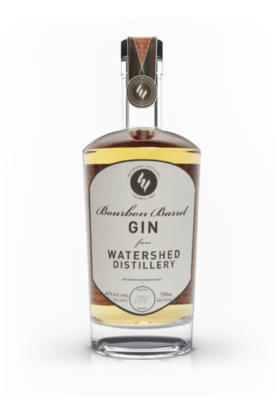 Watershed-Bourbon-Barrel-Aged-Gin